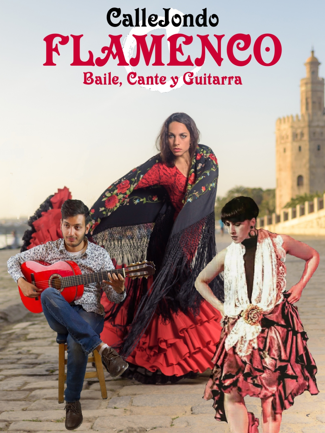 Rebeca Ortega Flamenco